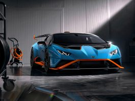 Lamborghini Huracan STO Revealed
