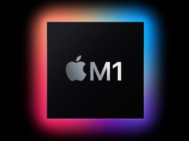 Apple's M1 processor launch for its mac products