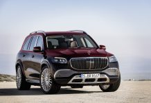 Mercedes-Maybach GLS 600 4MATIC Revealed