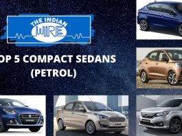 Top 5 Compact Sedans - The Indian Wire