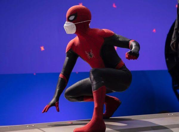 First 'Spider-Man 3' image released and it couldn't be more timely