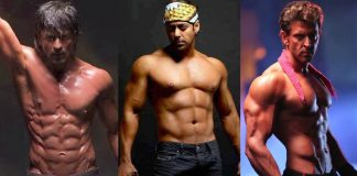 SRK Salman and Hrithik