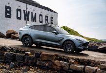 2021 Aston Martin DBX Bowmore Edition