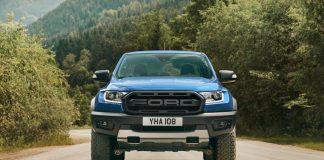 2021 Ford Ranger Raptor In India