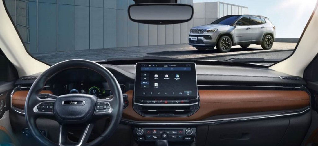 2021-Jeep-Compass-Facelift-Interior