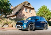2021 Mini Countryman Boardwalk Edition Front