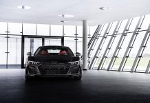 Audi R8 Panther Edition Front