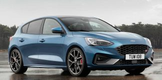 Ford Focus ST launch in India soon