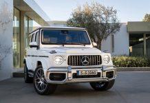 Mercedes Benz G-Class rolls out 4,00,000 units