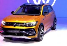 Volkswagen Taigun Launch