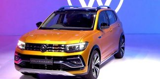 Volkswagen Taigun Launch