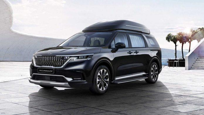 2021 Kia Carnival Hi-Limousine