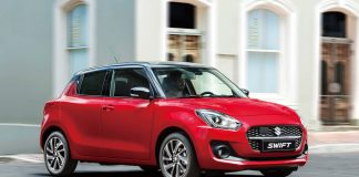 2021-Suzuki-Swift-Facelift-Launch-Soon