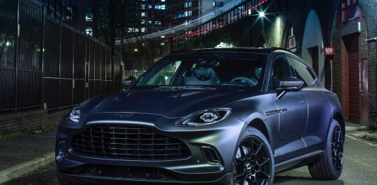 Aston Martin DBX Launched In India