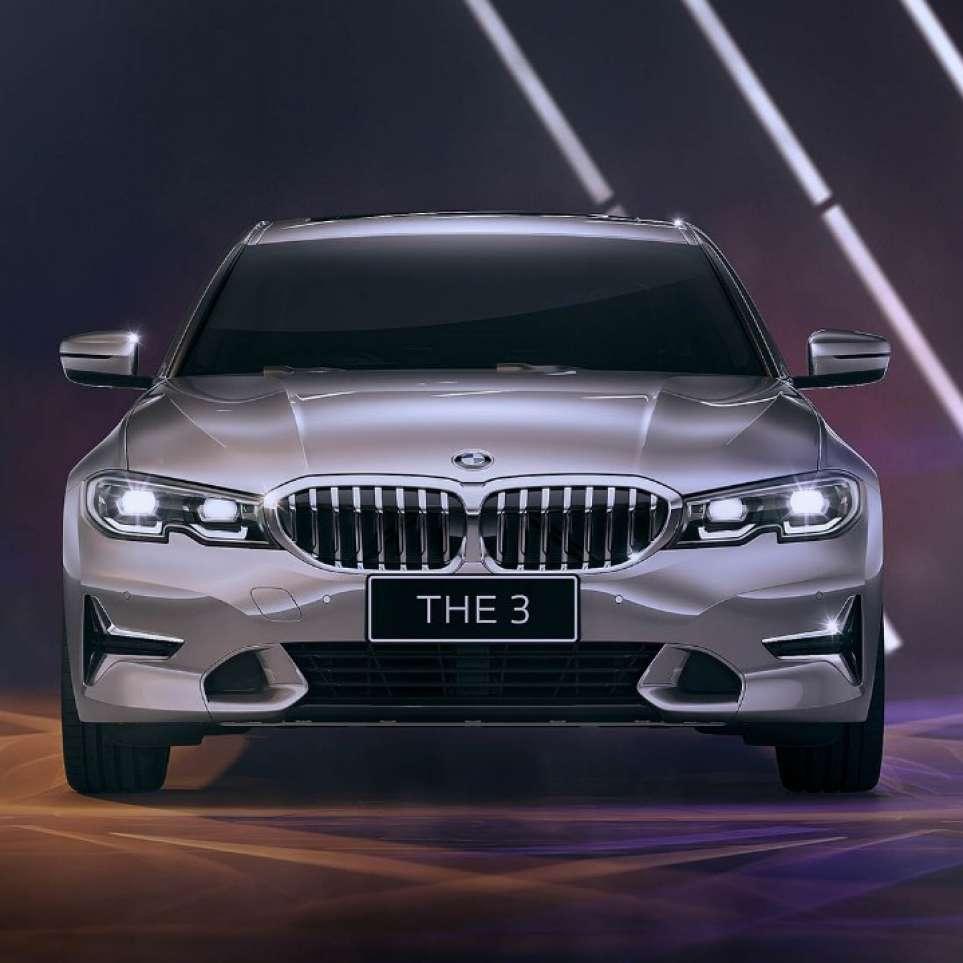 BMW 3 Series Gran Limousine Front