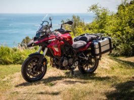 Benelli TRK 502 Launched in India