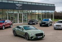 Bentley Delivers Best Ever Sales Figure in 2020