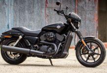 Harley Davidson Street 750 Discontinued