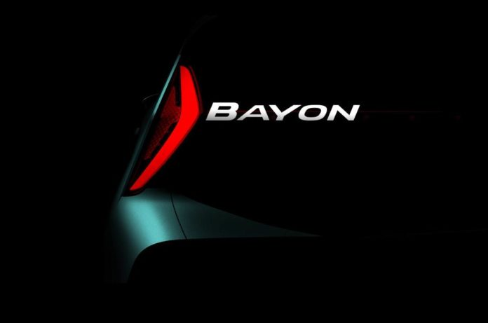 Hyundai Bayon To Be Revealed Soon
