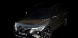 Hyundai Tucson N-Line Front