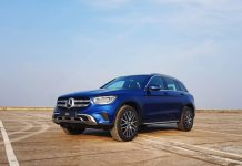 Mercedes Benz GLC Launched In India