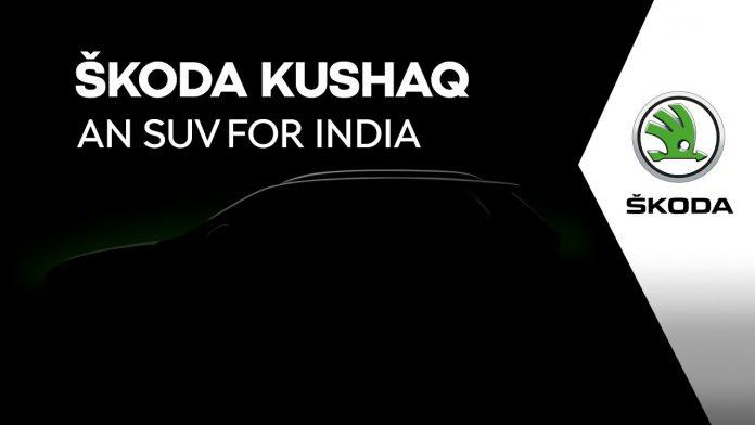 Skoda Kushaq Will Be Skoda's First Made in India Offering
