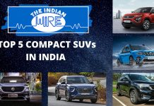 Top Five Compact SUVs in India