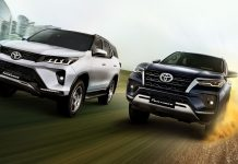 Toyota Fortuner And Legender Launched