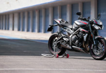 Triumph Street Triple RS 1200 Revealed
