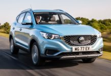 2021 MG ZS EV to launch in India on 8th February