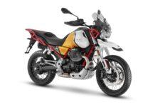 2021 Moto Guzzi V85TT