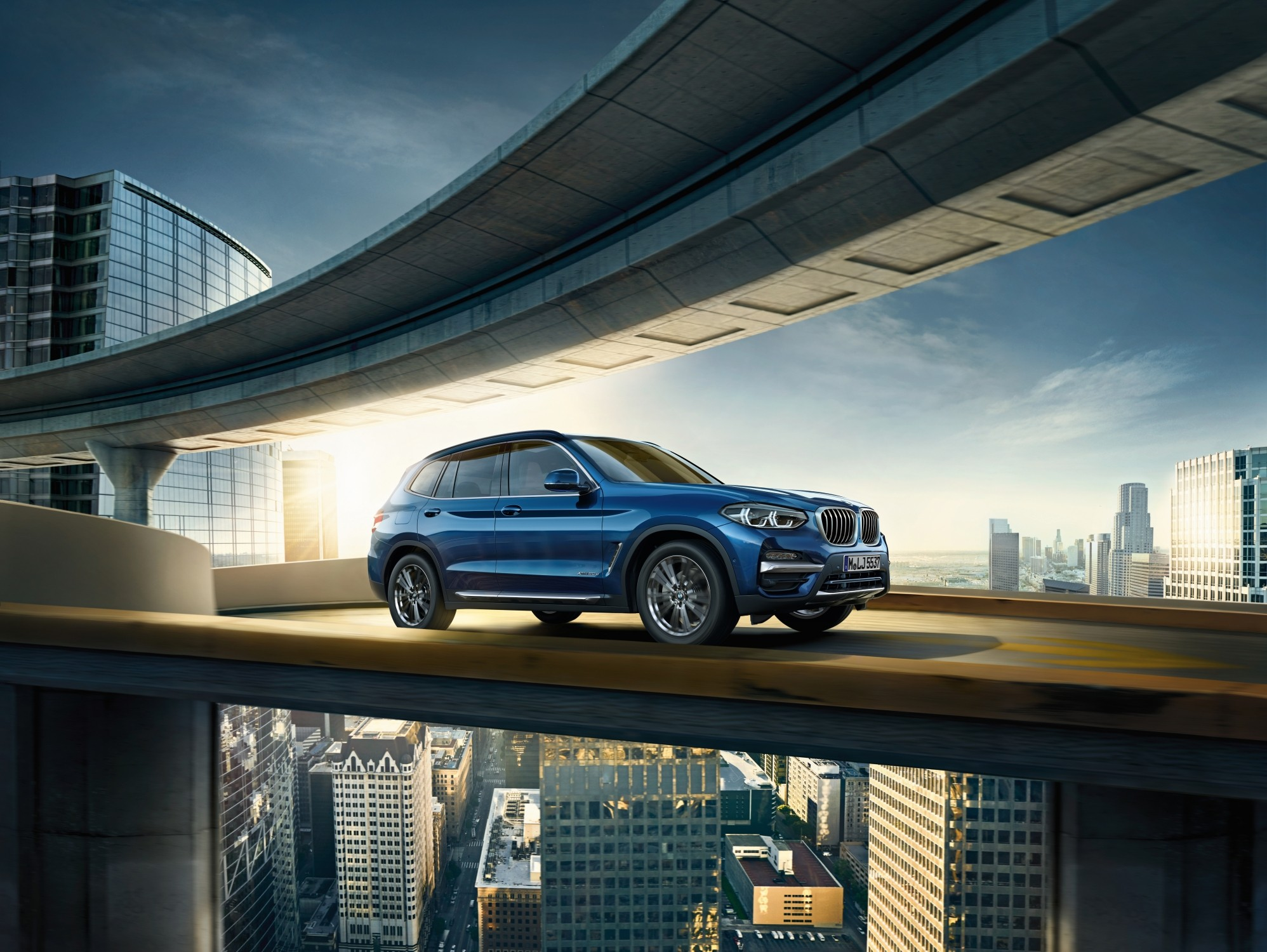 BMW X3 xDrive30i ProjectX Launched