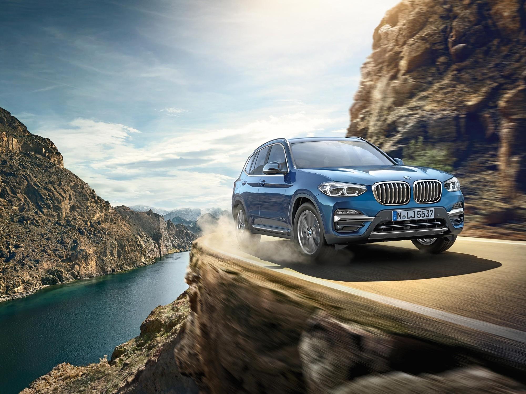 BMW X3 xDrive30i ProjectX