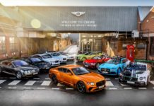 Bentley Rolls Out 80000th unit of Continental GT