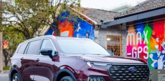 Ford Equator Front