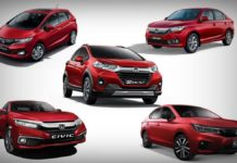 Honda Car Discounts