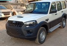 Mahindra Scorpio S3 Plus