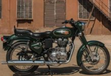 Royal Enfield Bullet 350 Forest Green Launched In India