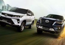 Toyota Fortuner And Fortuner Legender Crosses 5000 Bookings Mark