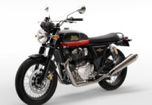 2021 Royal Enfield Interceptor 650