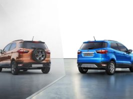 Ford EcoSport SE Launched