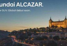 Hyundai Alcazar Unveil Soon