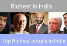 Forbes List- Richest Indians