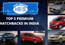 Top Five Premium Hatchbacks in India