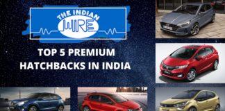 Top Five Premium Hatchbacks in India