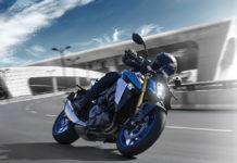 2022 Suzuki GSX-S1000