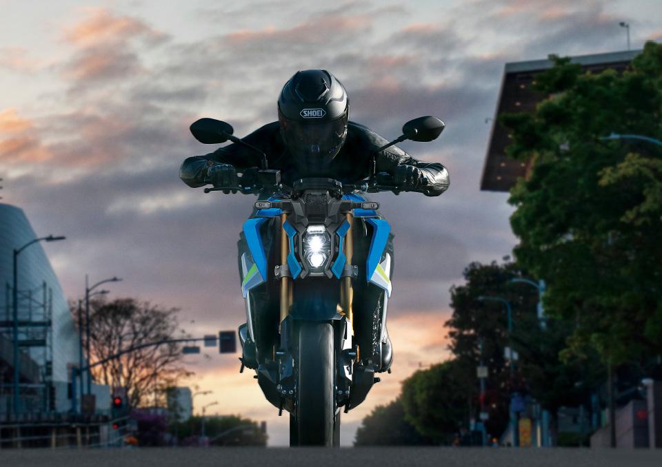 2022 Suzuki GSX-S1000 Front