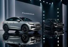 Audi Q4 e-Tron Q4 Sportback e-Tron