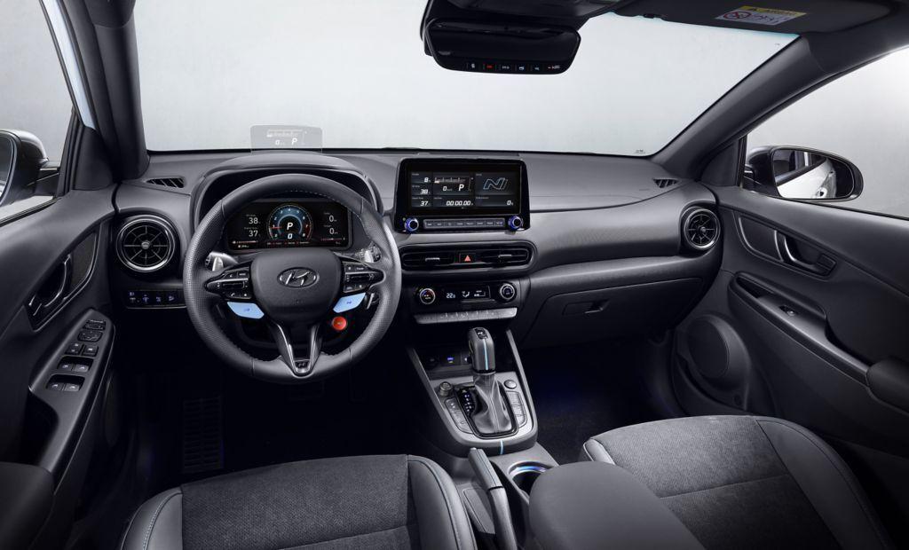 Hyundai-Kona-N-Interior