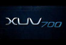 Mahindra XUV 700 Teased